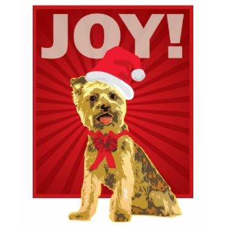 Yorkshire Terrier - Yorkie Santa Clause shirt