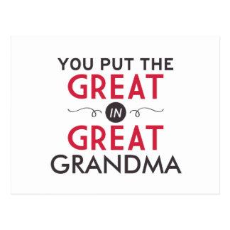 Great Grandparents Cards | Zazzle