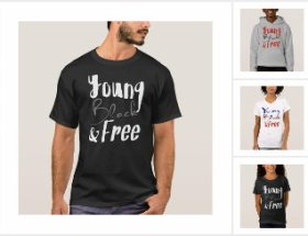 Young, Black & Free Collection