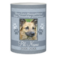 Your Love Unconditional Pet Sympathy Custom Flameless Candle
