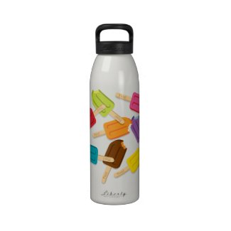 Yum! Popsicle Water Bottle