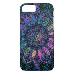 Zodiac Sign Libra Colorful Mandala iPhone 8/7 Case