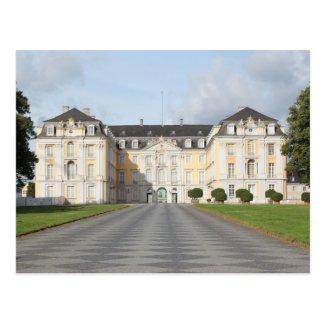 Augustusburg Palast in Brühl, Deutschland Postkarten