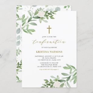 cartes invitation de confirmation