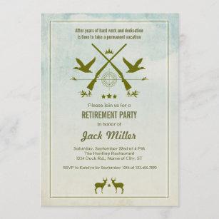 invitations depart en retraite zazzle fr