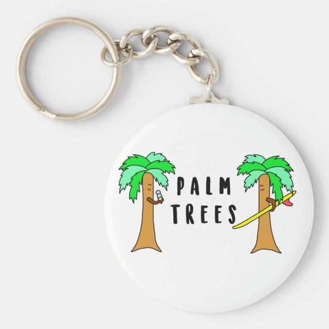 PALM TREES キーホルダー