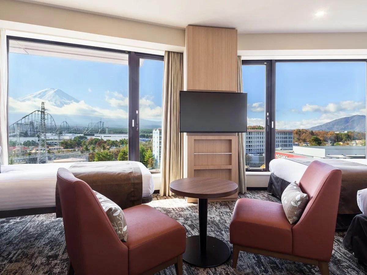 HOTEL MYSTAYS富士山 展望温泉