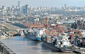 Los principales puertos
