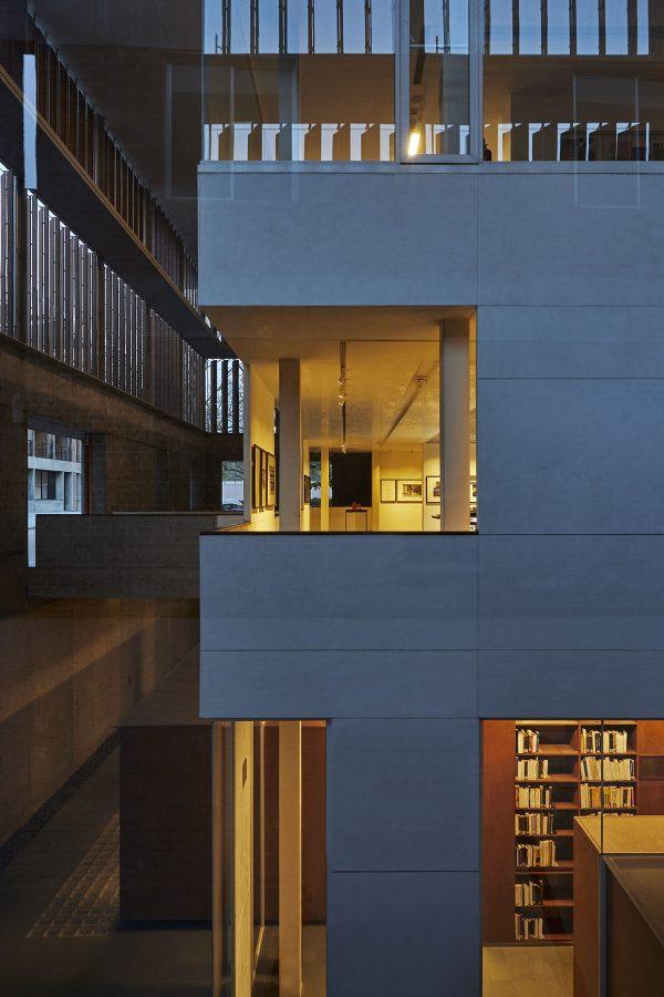 Cept University Library Rma Architects