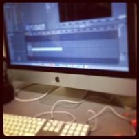 Editting Footage