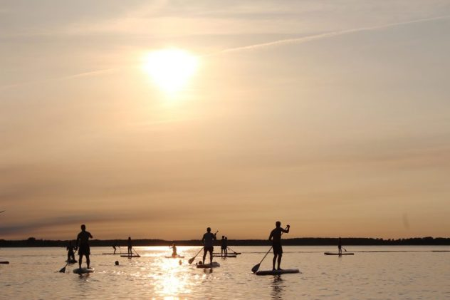 paddle surf cabo gata