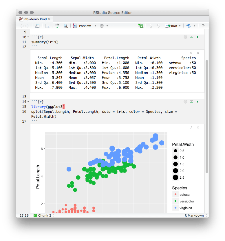 Announcing rstudio v1 0 rstudio blog for Table markdown