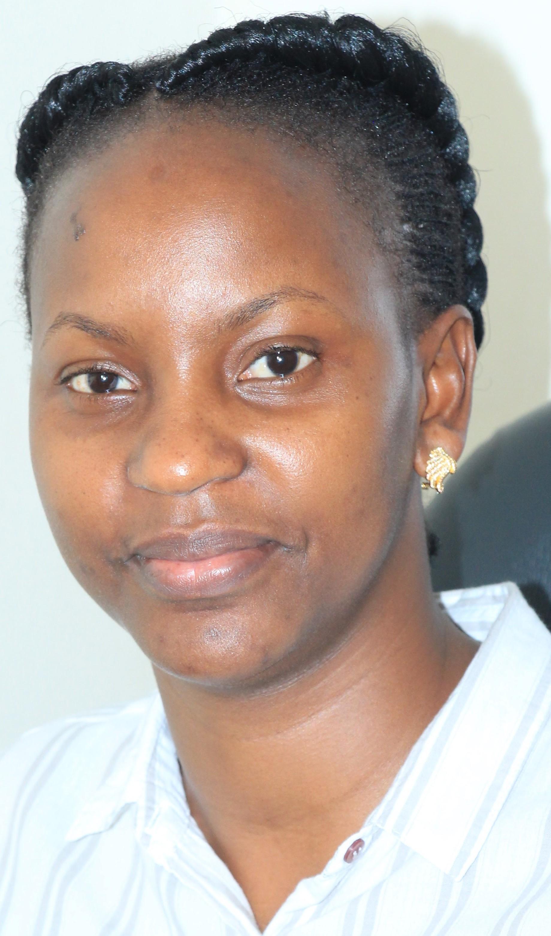 Imelda BAHATI : Administration & Communications Officer