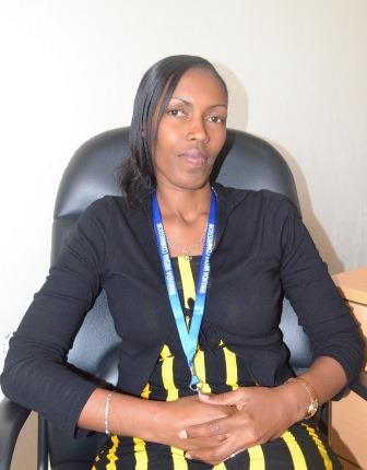 NDAYIKUNDA Lydia : Legal Officer