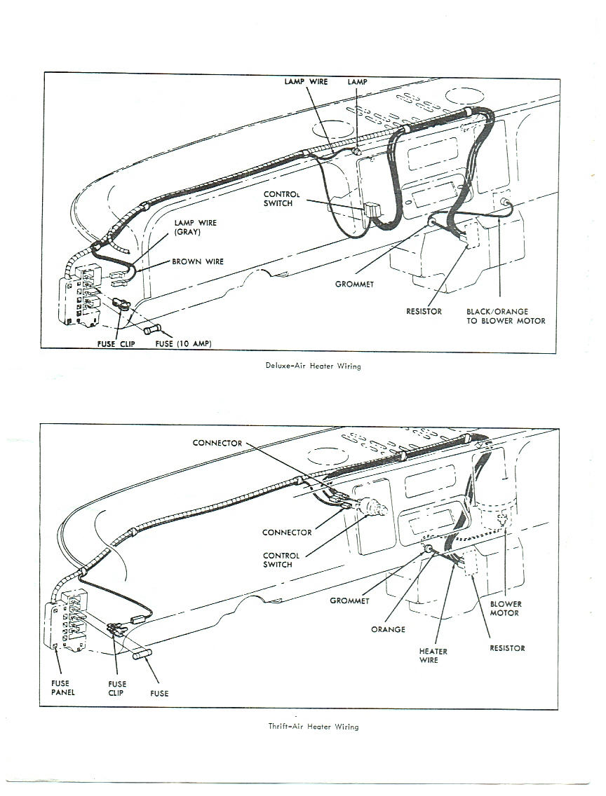 Wiring diagram pictures inspiration ray\'s chevy restoration site gauges in a \'66 chevy