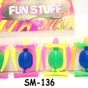 SM-136 - Plastic Arrow Water Squirter-144/DL-0