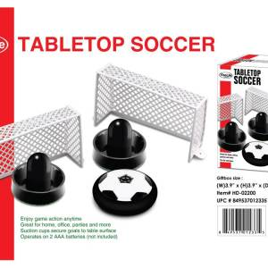 B1-407 - B/O Tabletop Soccer Game-0