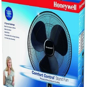 "ZMS-490 - Honeywell Standing Oscillating 16"" Fan 48"" Tall-0"