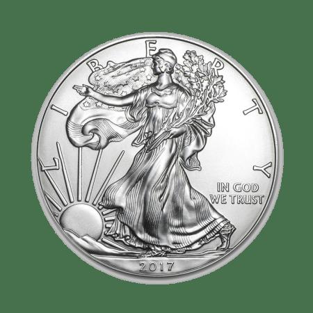 2017 American Silver Eagle