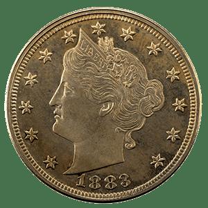 Liberty Nickel (1883 - 1913)