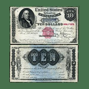 Refunding Certificates