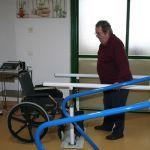 Los ejercicios de mantenimiento en nuestros mayores