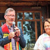 John and Sue Communion