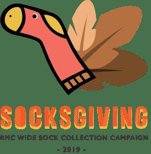Socksgiving Logo 2019