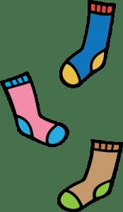 Socks Vert