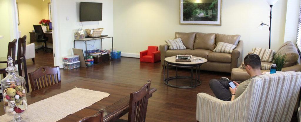 ronald mcdonald family room at oklahoma