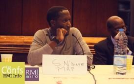 Sidi N'Diaye MAP conférence