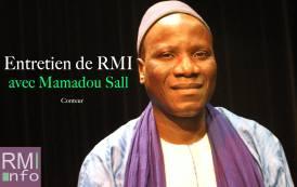 Entretien de RMI avec Mamadou Sall le conteur de l'universel