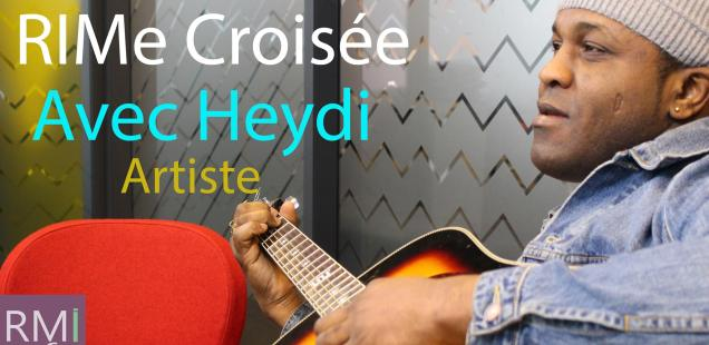 RIMe Croisée, Anniversaire Heydi's Band le 11 mars 2017