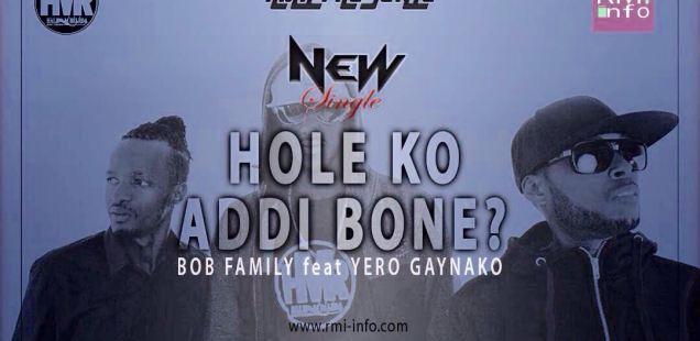 Holko Addi Boné ? L'interview avec BOB Family et Yero Gaynaako