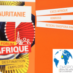 Le réseau Diaspora RIM au cœur du Forum Afrique, Destination Emplois