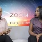 Zoom Entreprise avec Mayel Diop CEO à KWASS