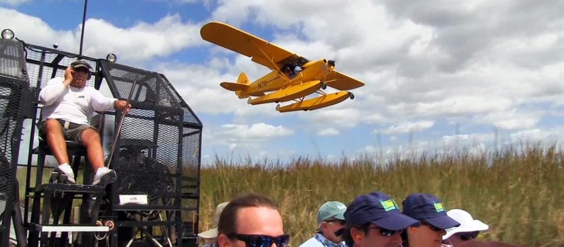 Everglades Multimedia Video Production with Aerials, R. Michael Brown Multimedia Writer & Producer