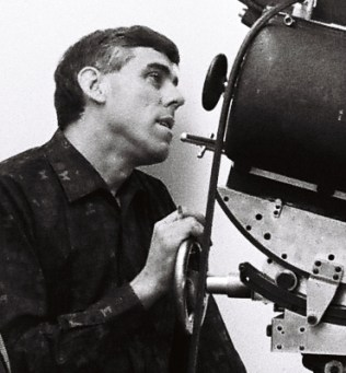 Cinematographer Raoul Coutard