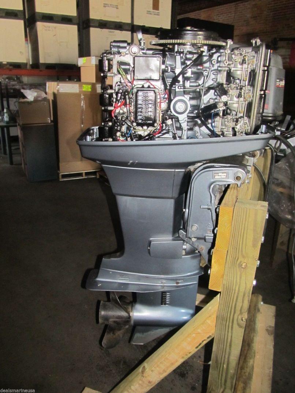 1993 C85hp Yamaha Outboard Motor