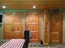 Closets in Master Bedroom