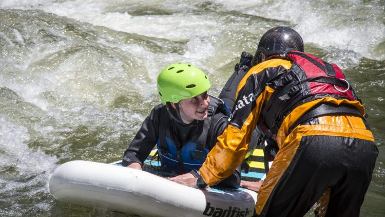 Whitewater SUP 3