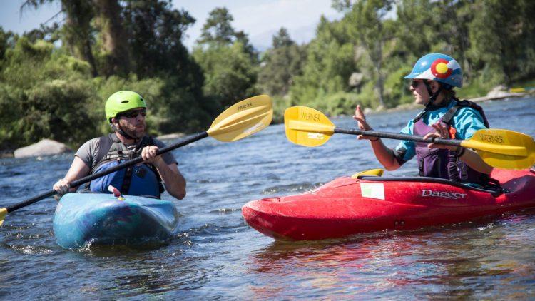 whitewater kayak 4