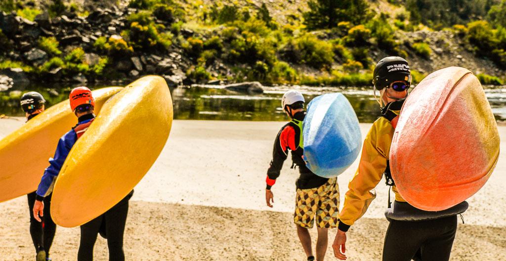 ACA Kayak Instructor