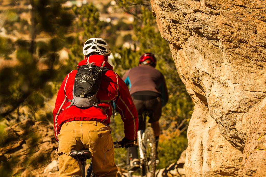 mountain bike school 2