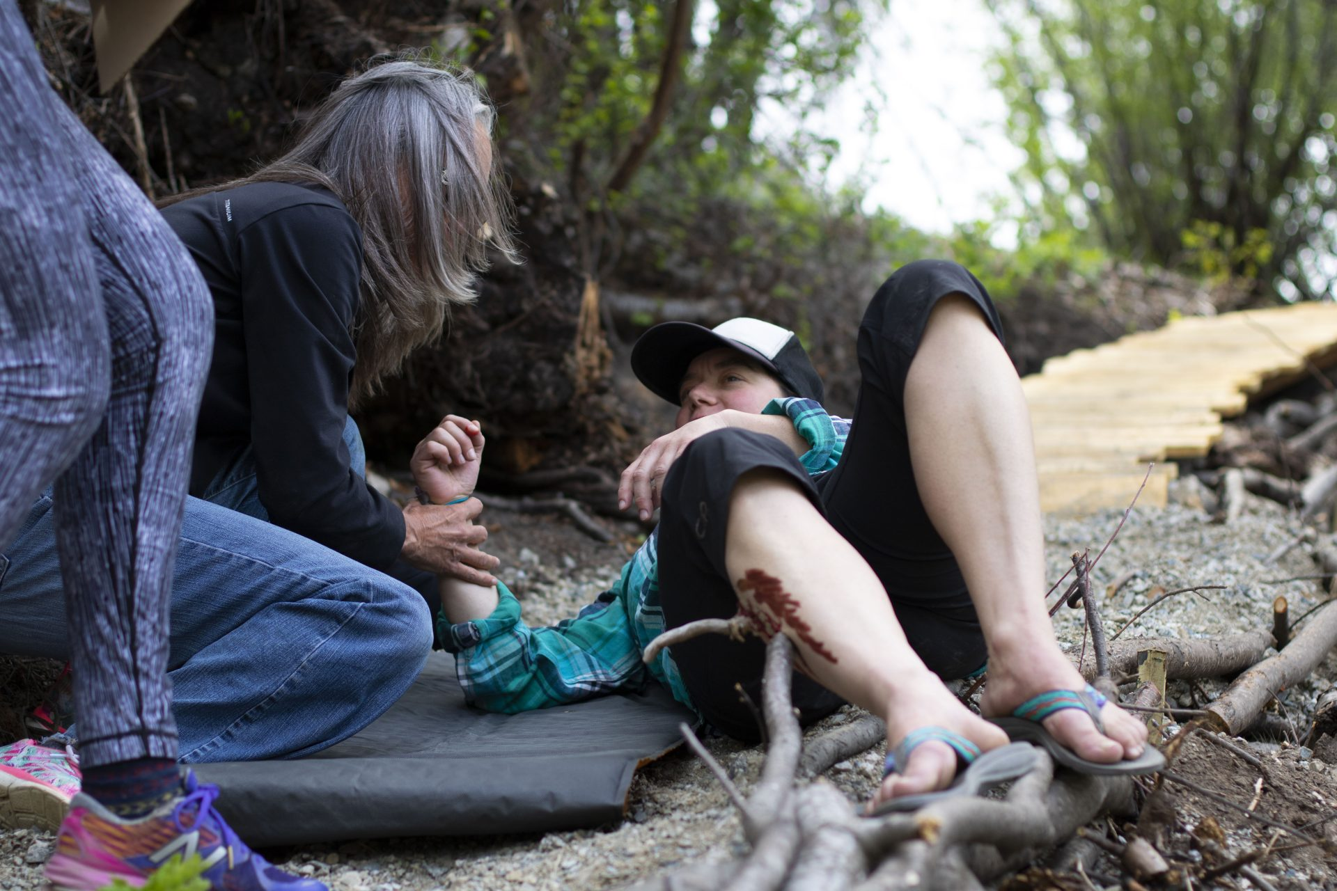 Wilderness and Basic First Aid/CPR