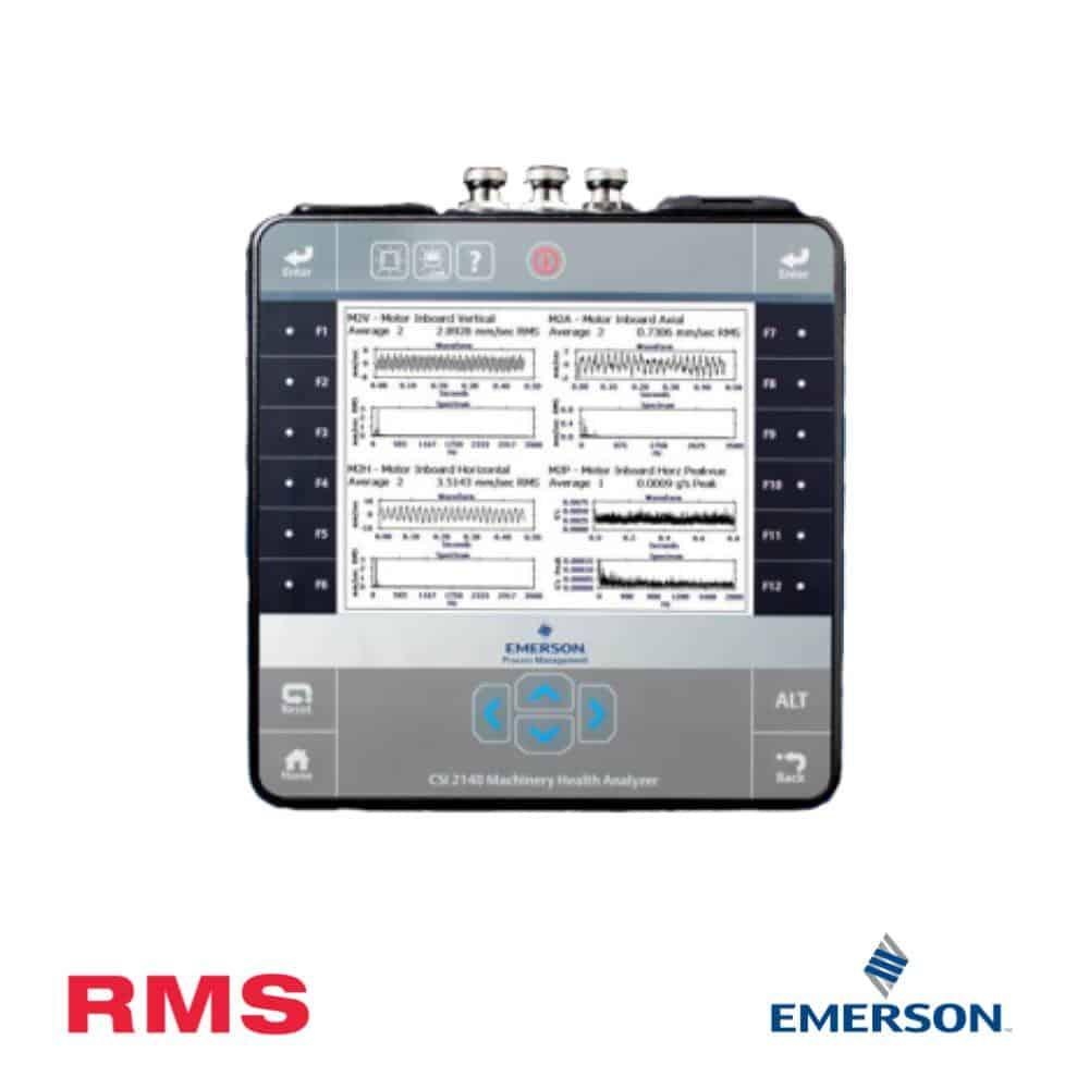 AMS 2140 Machinery Health Analyser