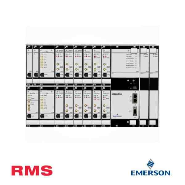 rms products emerson ams 6500 machinery health monitor