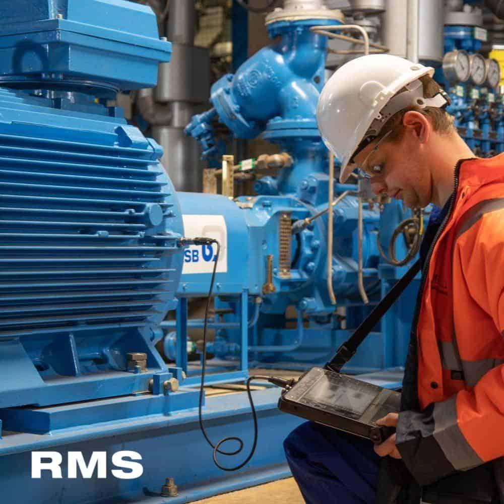 RMS Vibration Analysis Services
