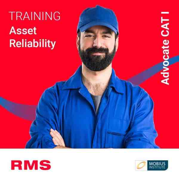 rms training mobius Asset Reliability Practitioner Advocate (ARL-A)