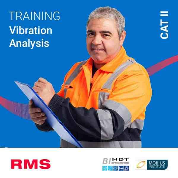 CAT II vibration analysis training course